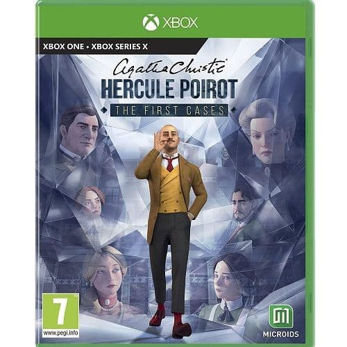 Hercule Poirot The First Cases Xbox One Game